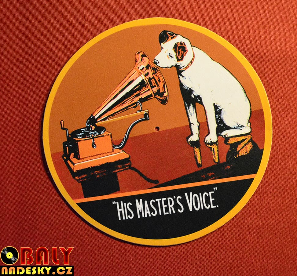 Slipmat - his masters voice 1