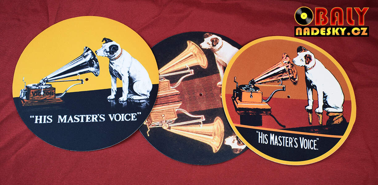 Slipmat - his masters voice 2