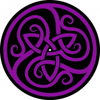 Slipmat - celtic